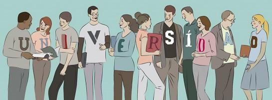 """""""Universidad, sí"""", creando una comunidad"""