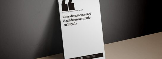 El grado universitario, a debate en Universidad, sí