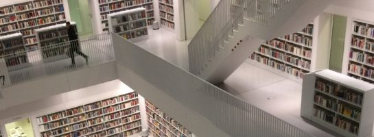 El fin de los libros (I): la transformación de las bibliotecas