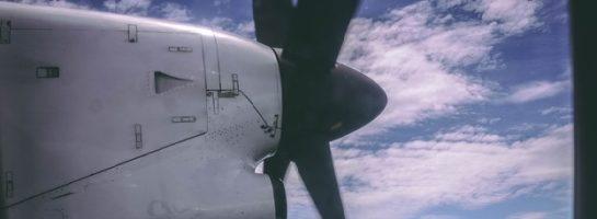 Docencia de emergencia: cómo cambiar el motor en pleno vuelo